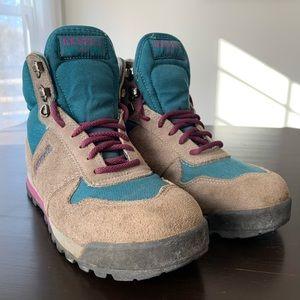 """Merrell """"Vail"""" Suede Air Cushion Hiking Shoes Sz 7"""